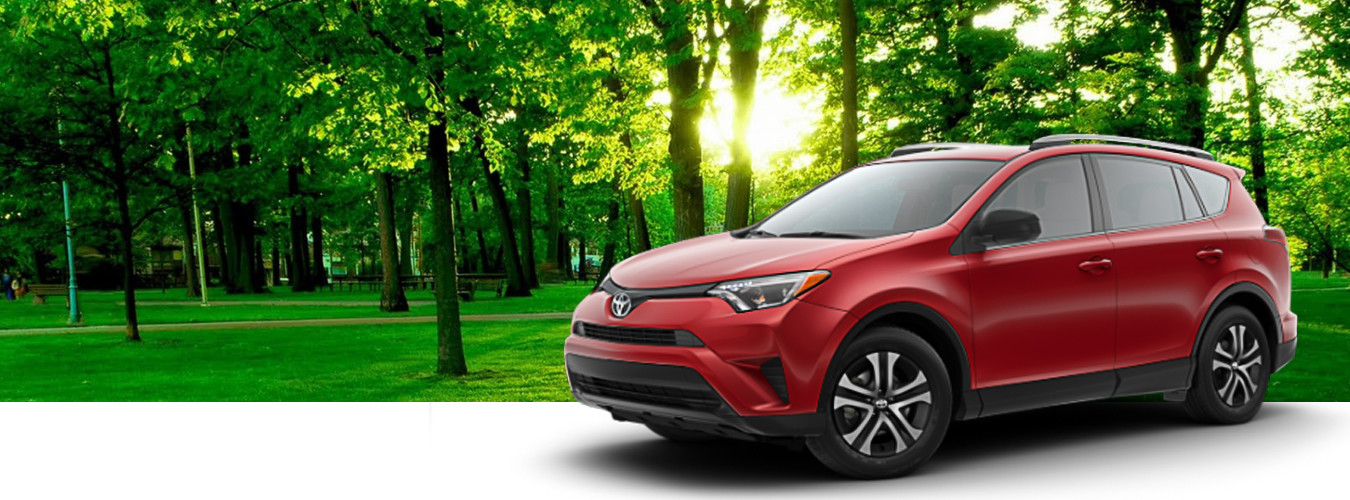 2016 Toyota Rav 4 Special Pricing Cedar Rapids Iowa