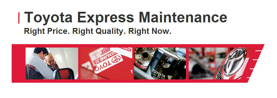 toyota-express-maintenance