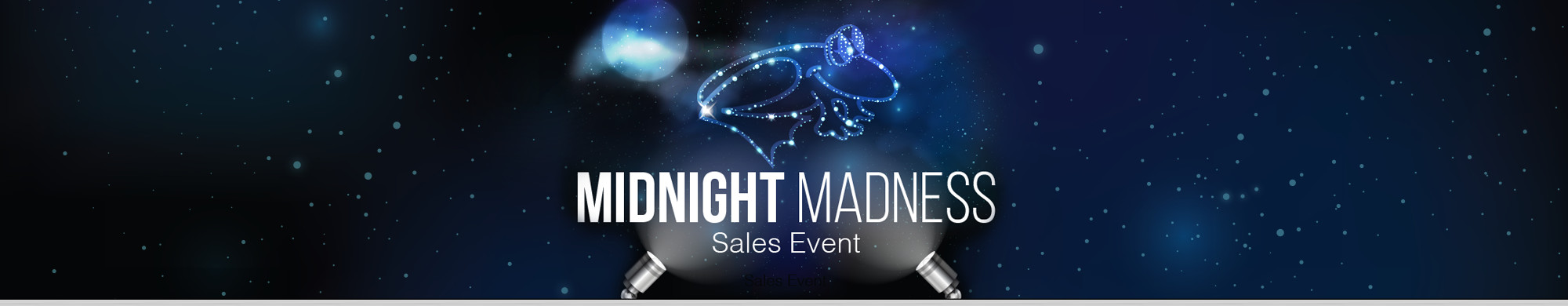 Midnight Madness Sales Event