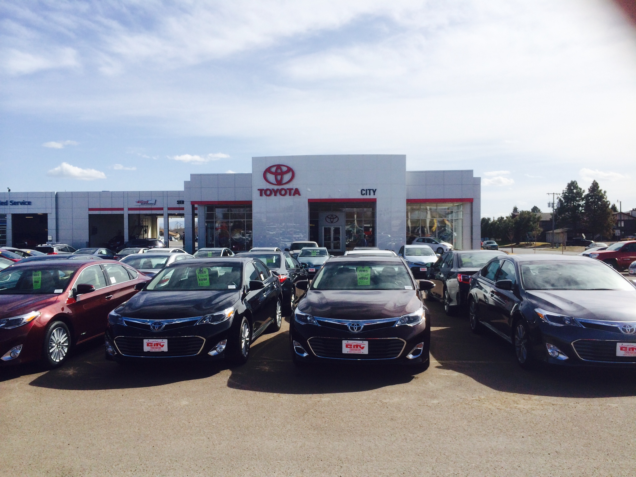 Why Buy From City Motor City Toyota