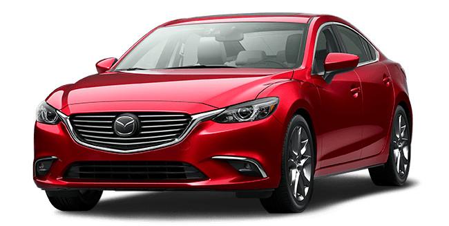New Mazda Mazda6 in Edmonton