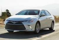 2017 Toyota Camry in New Jersey