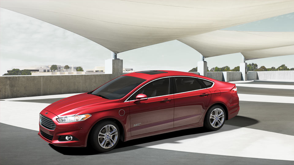 2016 Ford Fusion Energi Orange County