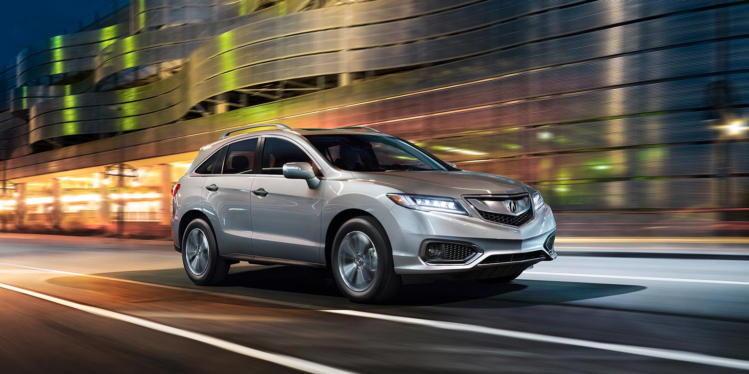 Acura RDX For Sale Near Palatine IL Mullers Woodfield Acura - Acura rdx fuel type