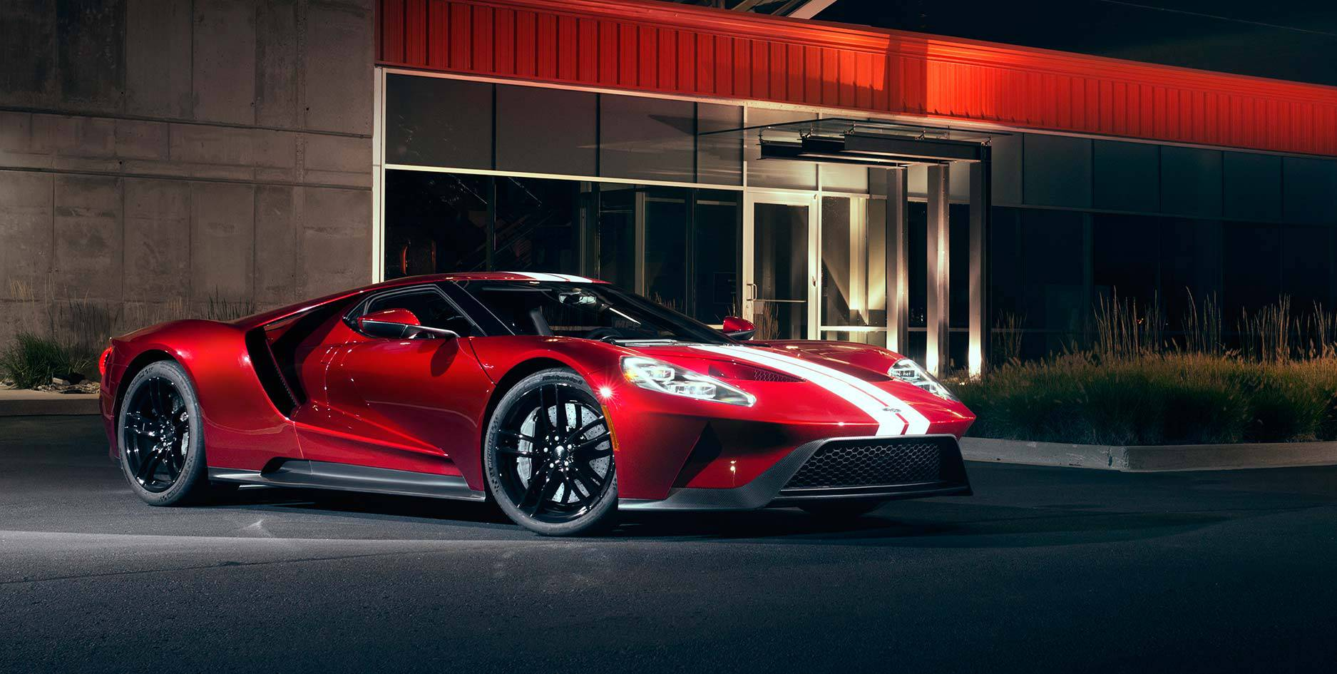 2017 Ford GT Sales & Service Dealer Orange County Los Angeles