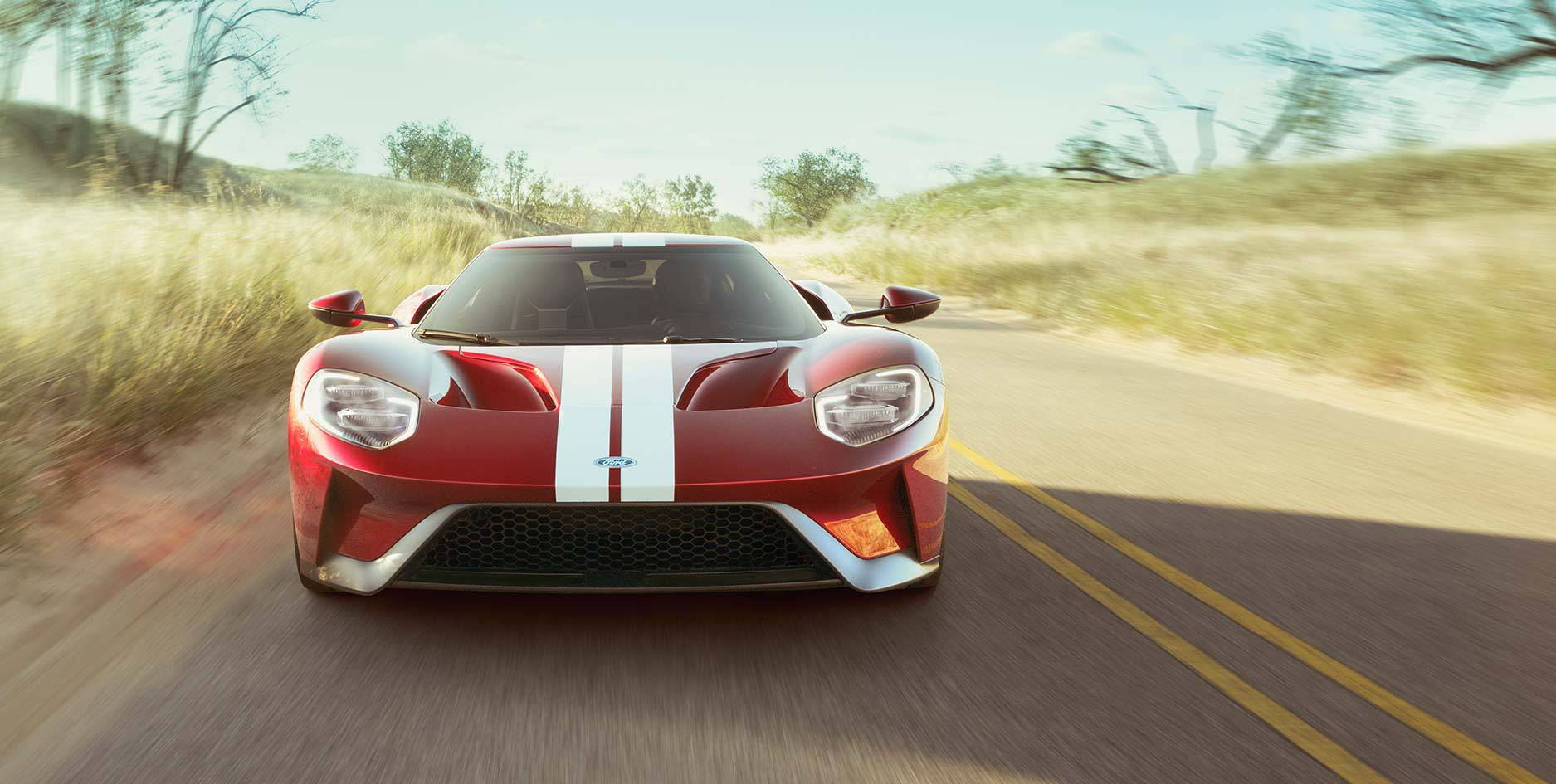 2017 Ford GT Dealer serving Los Angeles County