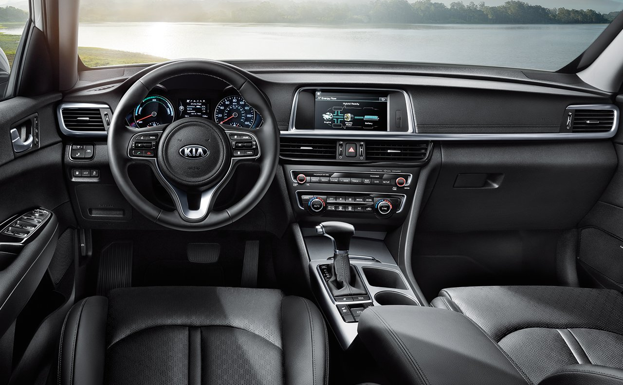 2017 Kia Optima Hybrid For Sale In Kaneohe Hi Aloha Sedona Dash Here At Windward We Have The Midsize Sedan With A Twist Designed Same Features Of