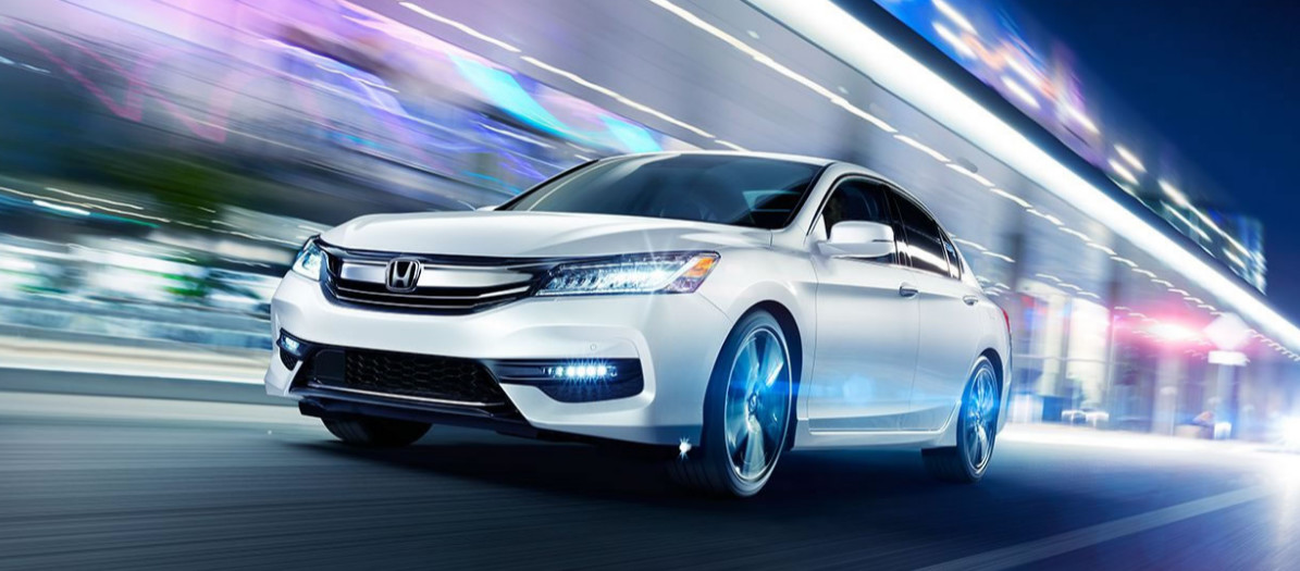 Honda Sensing Suite available on 2017 Accord