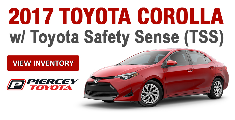 2017 Toyota Corolla near San Jose Fremont Sunnyvale