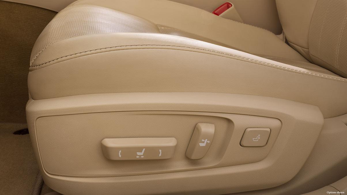 Lexus ES 350 Power-Cushion Extender