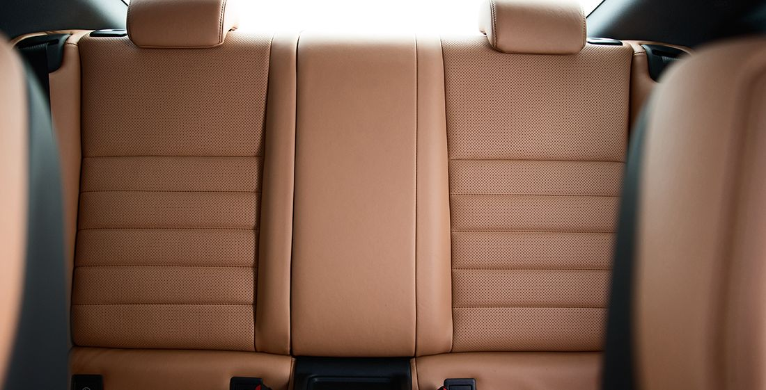 Lexus RC 350 Leather Seats