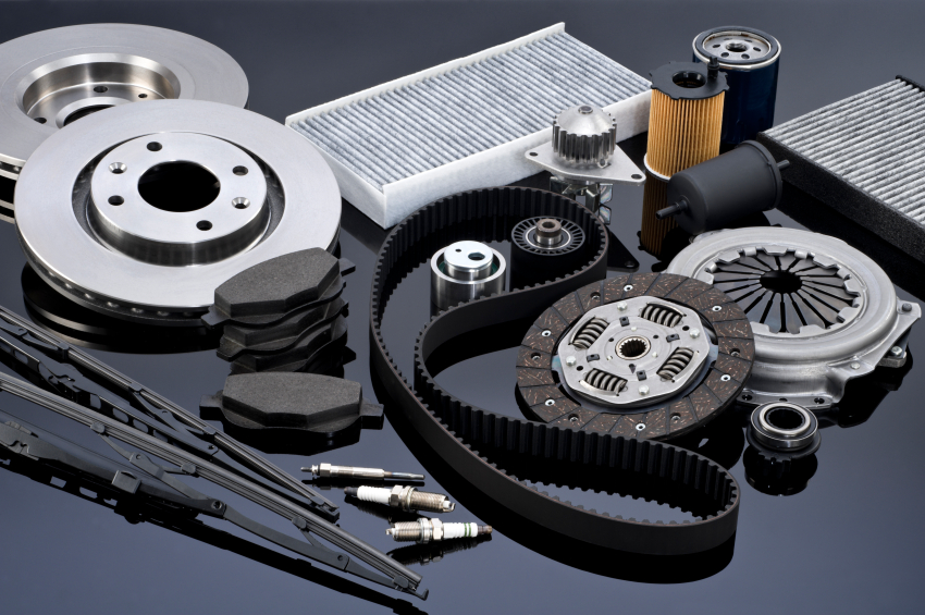 We Have a Comprehensive Parts Department!
