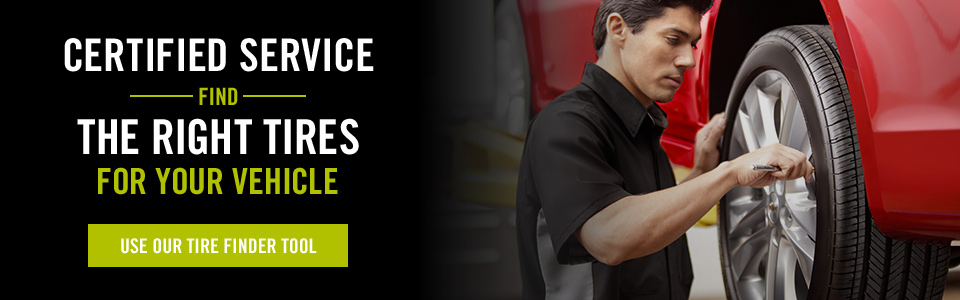 Find The Right Tires at Betten Baker Chevrolet Buick GMC