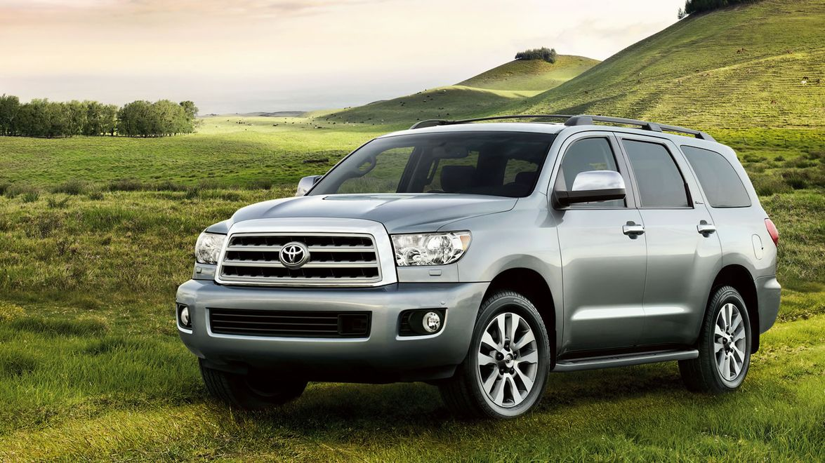 2017 Toyota Sequoia for Sale near Orland Park, IL
