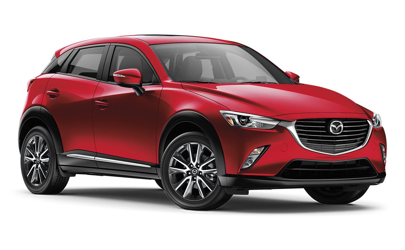 New Mazda CX-3 GT for sale in Edmonton, AB