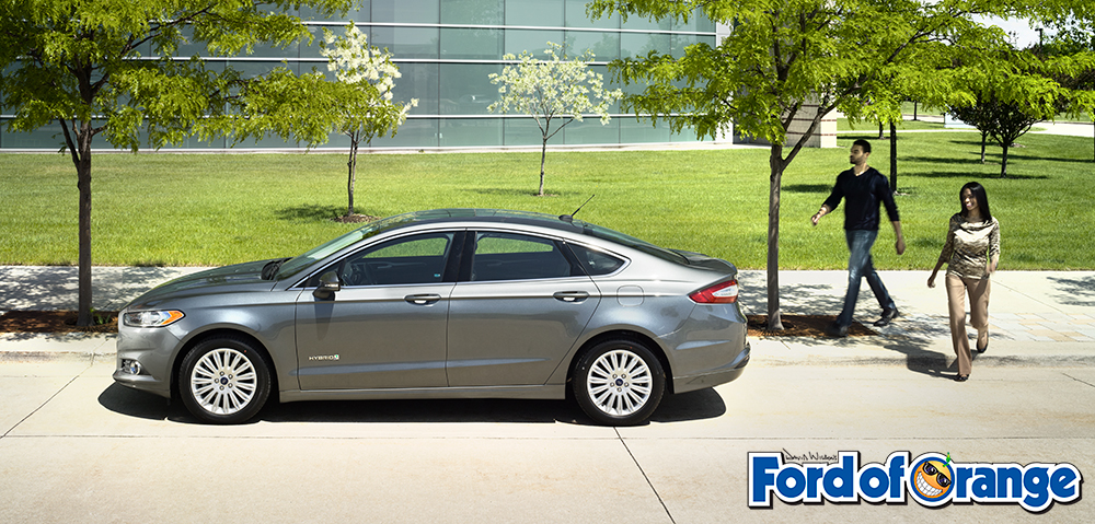 2017 Ford Fusion Hybrid Orange County Tustin Irvine Huntington Beach