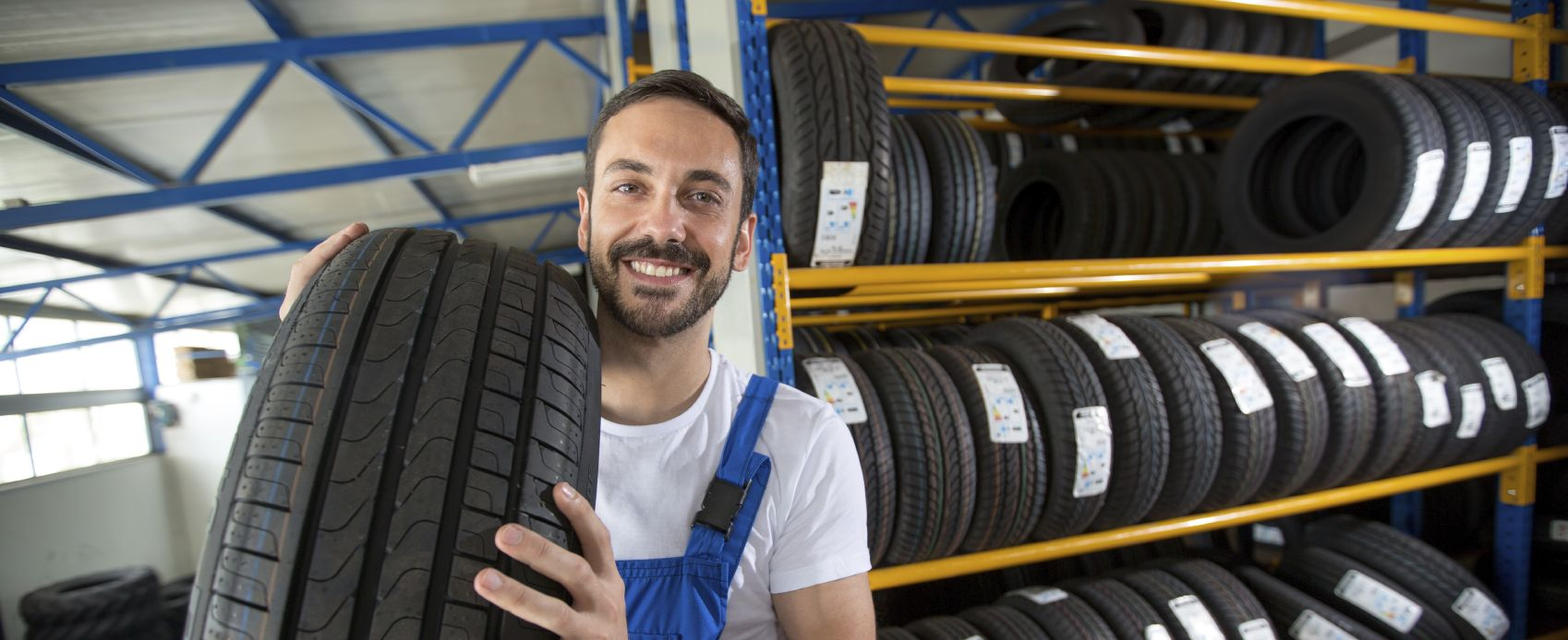 Get Your Tires Changed at Sweeney Chevrolet!