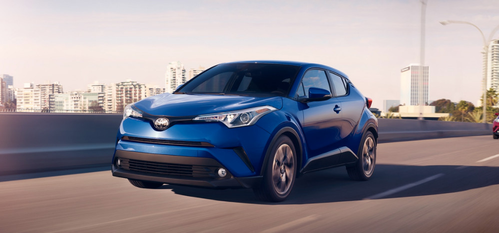 2018 Toyota C-HR available in New Jersey