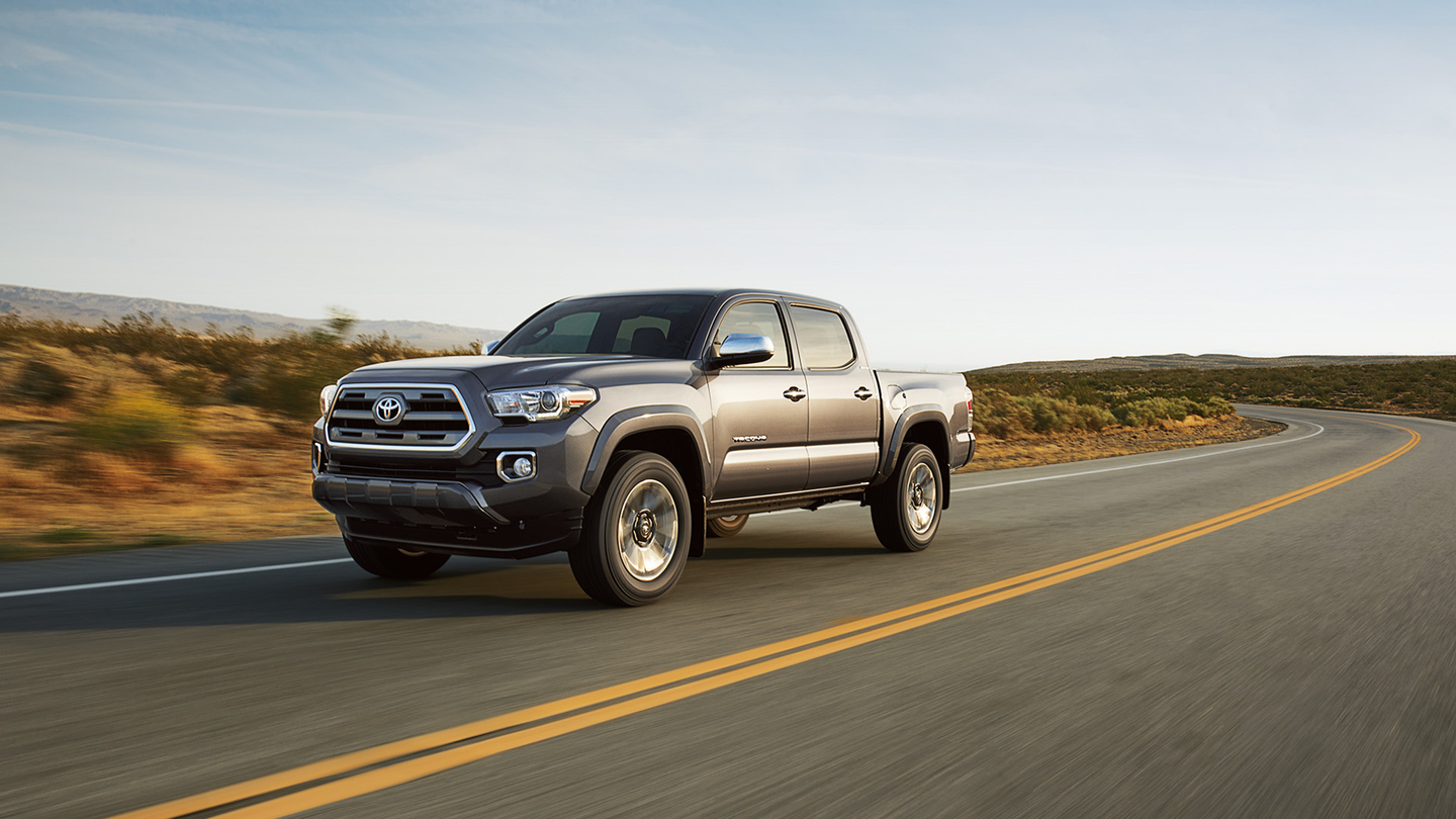 2017 Toyota Truck Model Information