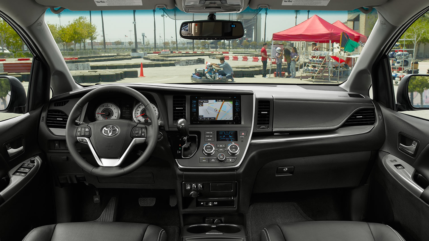 2017 Toyota Van Model Information
