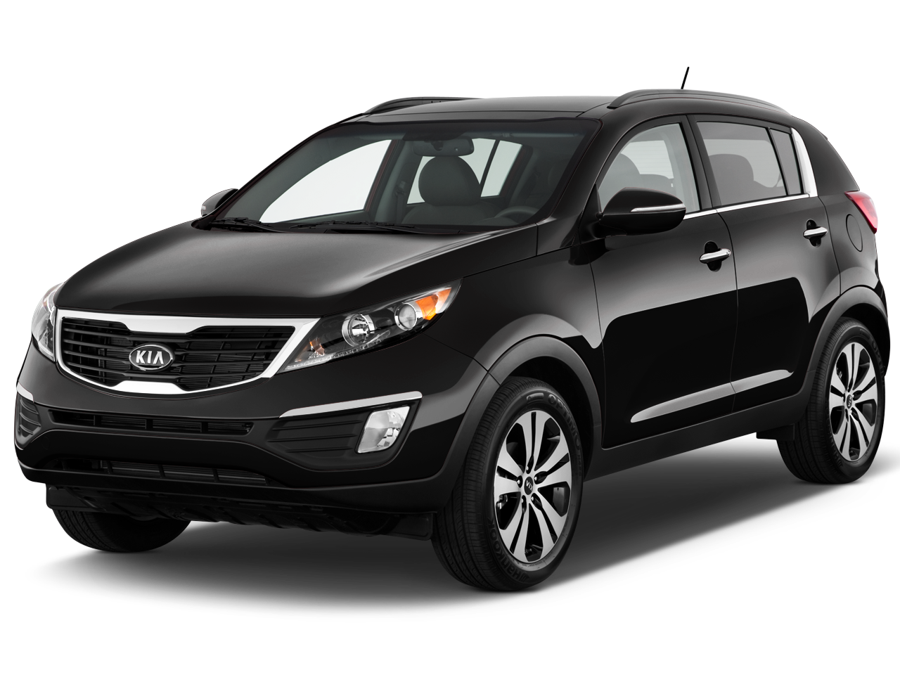 Used One-Owner 2014 Kia Sportage LX