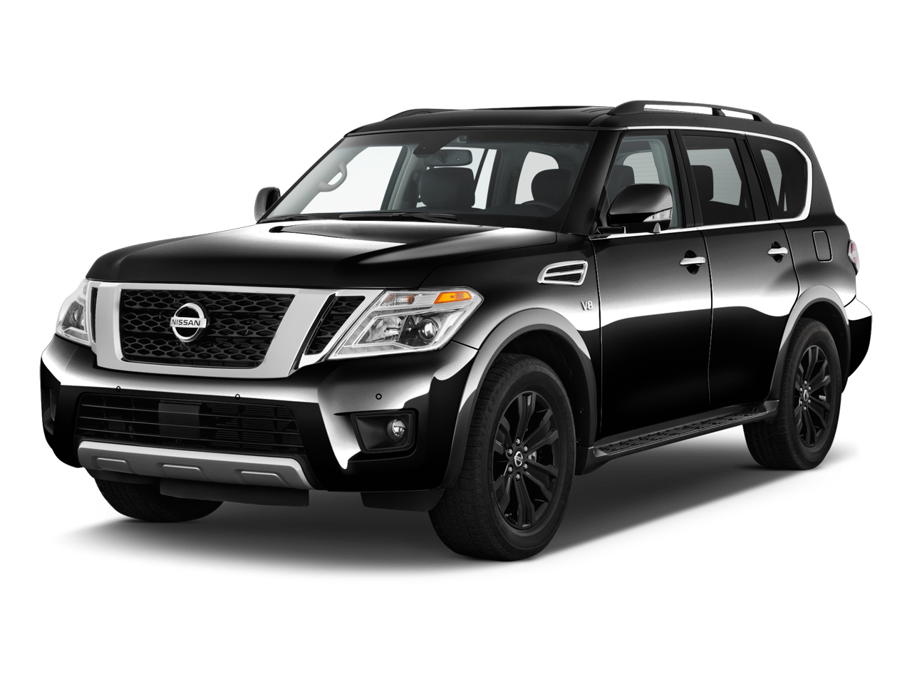 new 2017 nissan armada 4x2 platinum near san antonio tx. Black Bedroom Furniture Sets. Home Design Ideas