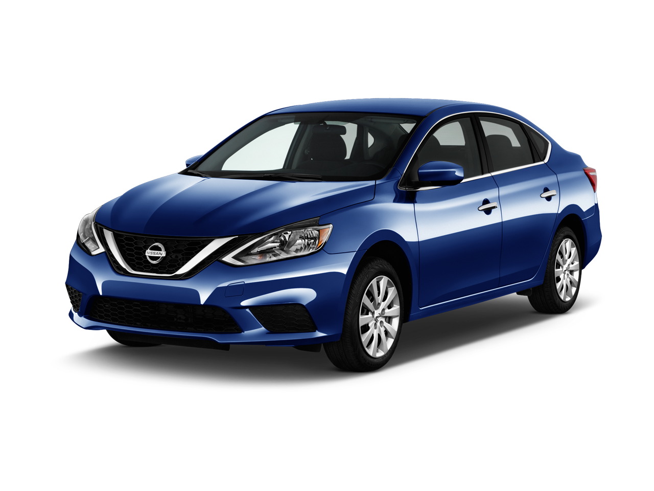 new 2017 nissan sentra sv near milford ma milford nissan. Black Bedroom Furniture Sets. Home Design Ideas