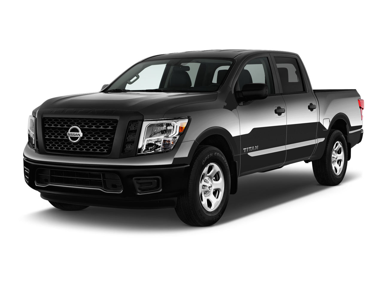 New 2017 Nissan Titan 4x2 Crew Cab S Near Searcy Ar