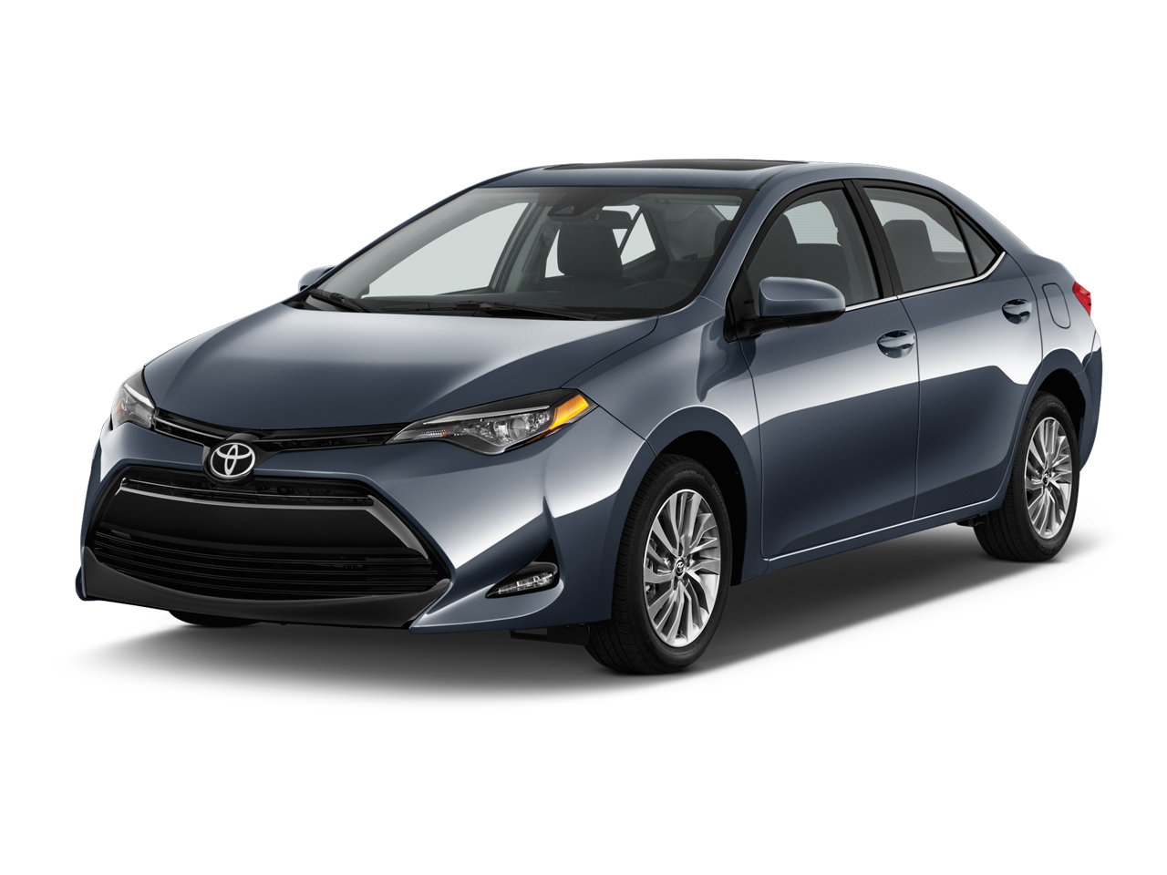 new 2017 toyota corolla le near lawrence ks crown toyota of lawrence. Black Bedroom Furniture Sets. Home Design Ideas