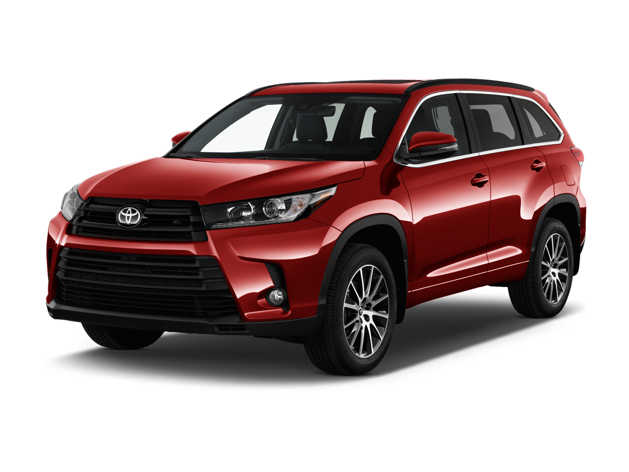 new 2017 toyota highlander se near ottumwa ia clemons inc of ottumwa. Black Bedroom Furniture Sets. Home Design Ideas