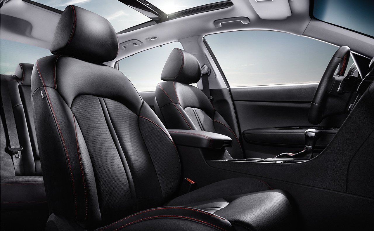 kia optima black interior. 2017 kia optima sx interior with technology package black
