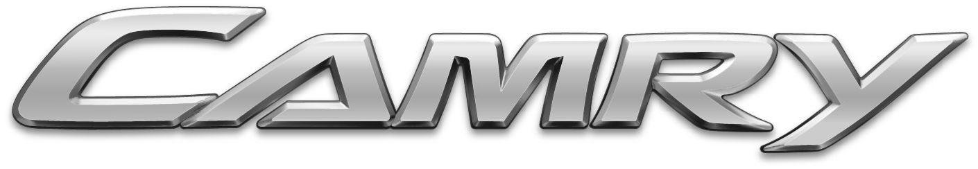 Camry Chrome Logo