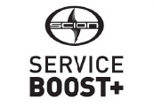 scion service boost plus logo