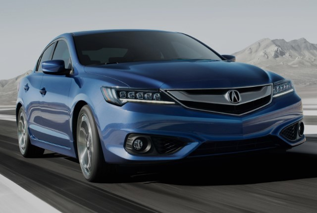 View New 2017 Acura ILX inventory at Fremont Acura